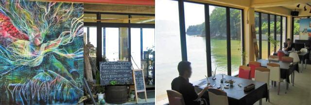 波輝カフェ(なみきカフェ)