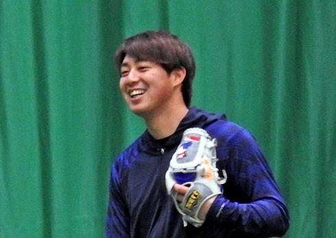 広島カープ 野村祐輔、FA権行使せず「カープが好き。もう一度優勝・日本一に」