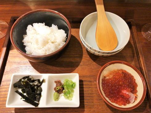 サーモン料理専門店 鮭バル サーモンといくらのせご飯