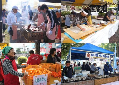 呉市のフードフェスタ「くれ食の祭典2019」肉じゃがなど呉グルメ集結
