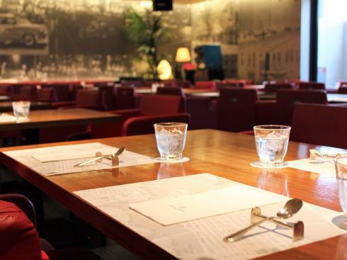 オリエンタルホテル広島 ニューヨークカフェ