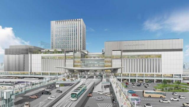 広電 路面電車の広島駅乗り入れ、国土交通省が特許