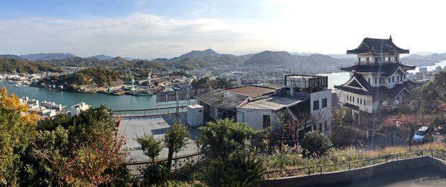 尾道城の解体と今後