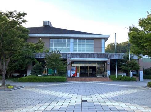 佐伯総合スポーツ公園 体育館02