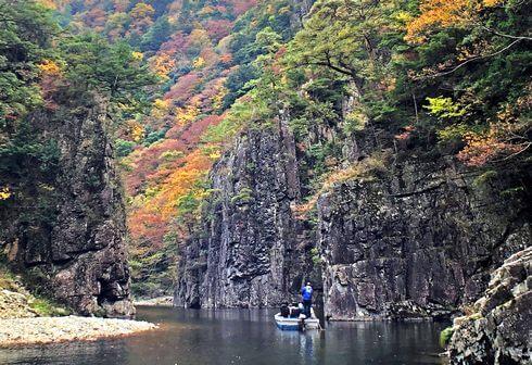 広島の秘境「三段峡」へ紅葉狩りに行きたくなる、秋の風景写真20選&動画
