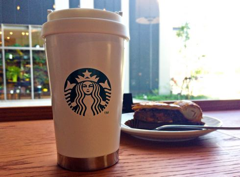広島三越にスターバックスコーヒーがオープン
