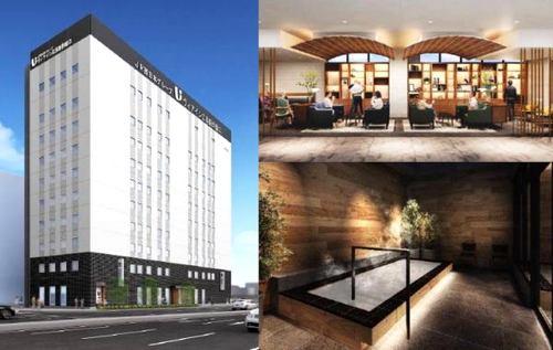 ヴィアイン広島新幹線口が2020年4月開業、南口のホテルは閉館へ