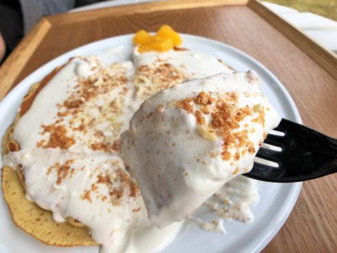 尾道市向島 ウィローズナーサリー ココナッツナッツパンケーキ 画像2