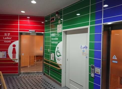 吉和SA下り線 トイレ01