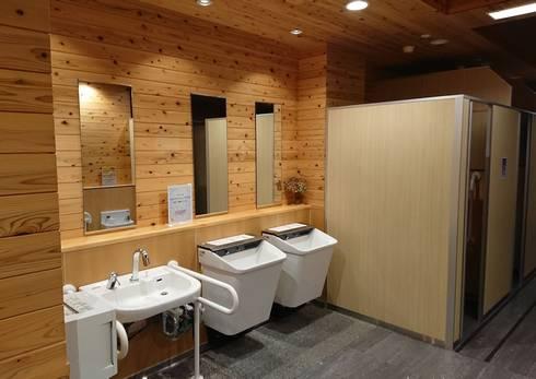 吉和SA下り線 トイレ02