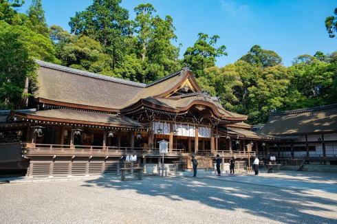 神社仏閣ランキング2019 大神神社
