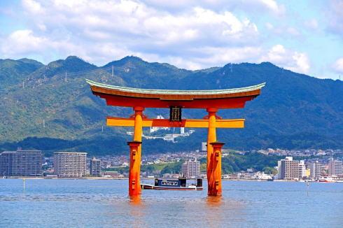 神社仏閣ランキング2019 厳島神社
