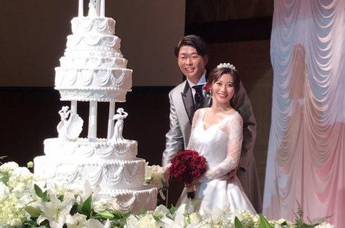 大瀬良大地&浅田真由の結婚披露宴 TSSがスポラバ特番で放送