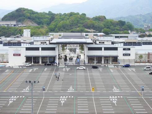 ジアウトレット広島 全景写真