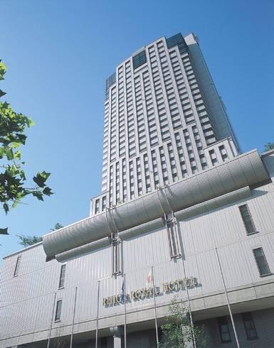 リーガロイヤルホテル広島 外観01