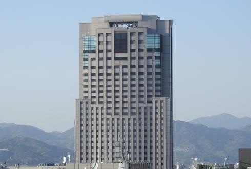 リーガロイヤルホテル広島 外観02