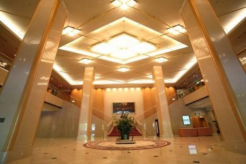 リーガロイヤルホテル広島 ロビー