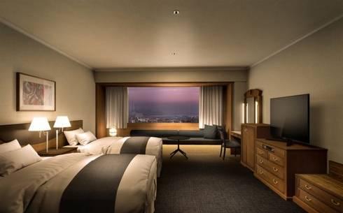 リーガロイヤルホテル広島 エグゼクティブフロア
