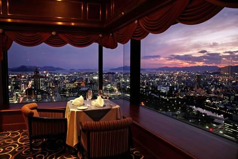 リーガロイヤルホテル広島 リーガトップ01