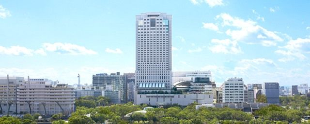 リーガロイヤルホテル広島 外観03