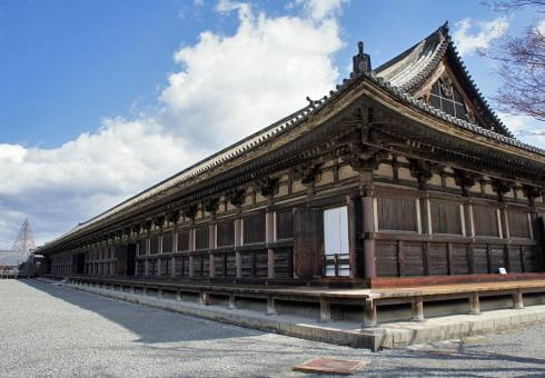 神社仏閣ランキング2019 三十三間堂