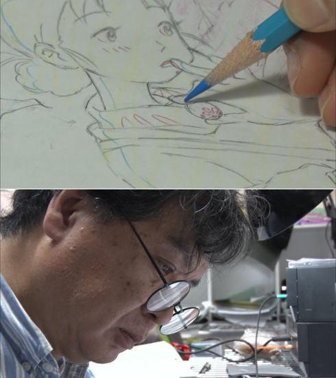 <片隅>たちと生きる 監督・片渕須直の仕事 場面カット
