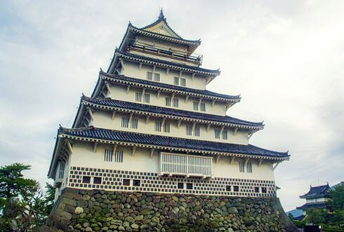 長崎県の島原城