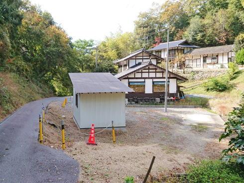尾関山公園内「サインポスト/ポコアポコ」 外観2