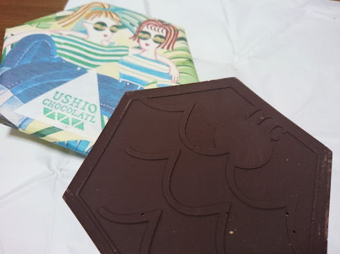 向島 ウシオチョコラトル チョコレートの写真