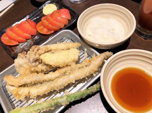 広島呑み屋街 ほのぼの横丁 天ぷら酒場 京伝2