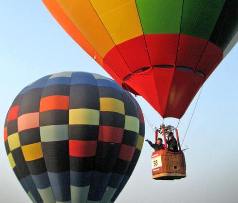 三次の空に気球が浮かぶ!バルーンフェスティバル2020、搭乗体験も