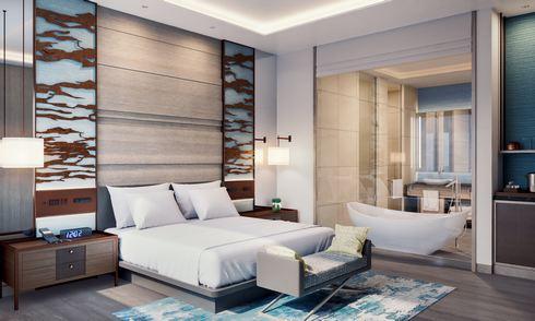 ヒルトン広島、ホテル客室(タイプH)イメージ