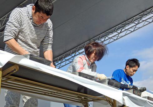 全日本牡蠣早むき&早うち選手権2020、優勝者はアイルランドの世界大会へ