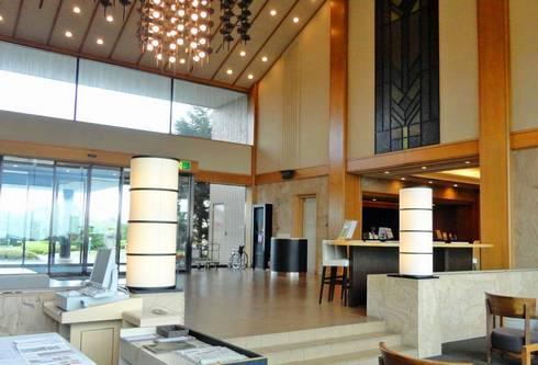 神石高原ホテル ロビー