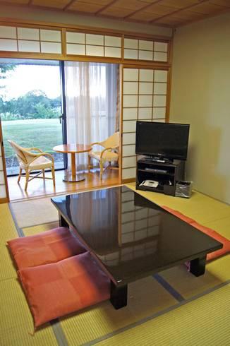 神石高原ホテル 客室イメージ(和室)