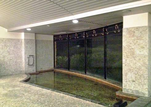 神石高原ホテル 浴室