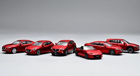 マツダ モデルカー、公式グッズ