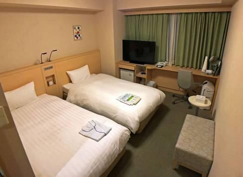 ダイワロイネットホテル広島 客室01