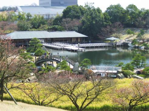 三景園 園内画像