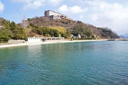 野賀海水浴場 清風館01