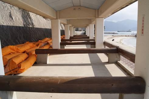 野賀海水浴場 桟敷02