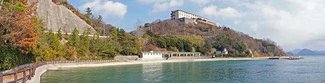 野賀海水浴場 きのえ温泉ホテル 清風館02