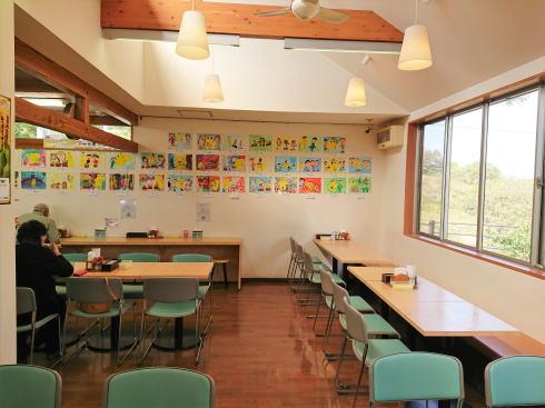 大浜PA(上り線)飲食スペース