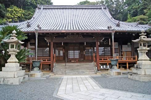 西方寺 外観
