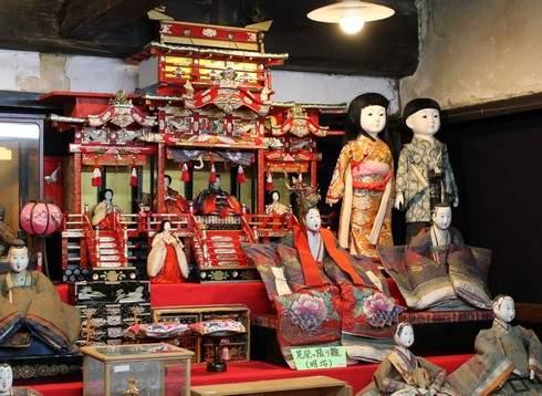 福山 鞆・町並みひな祭り 風景1