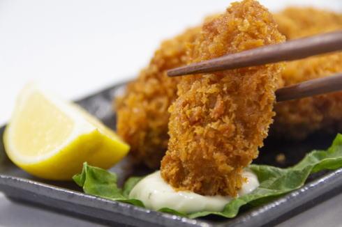 牡蠣の食べ方 カキフライもおすすめ