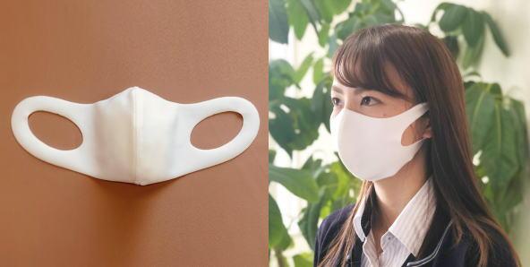 洗えるマスク、福山の工房 タクミバの「洗える超伸縮フィットマスク」が大反響