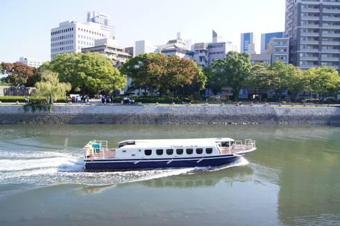 元安桟橋 船01