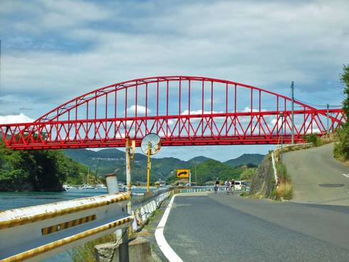 向島大橋 外観