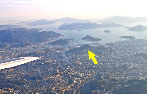 黄金山、昔は海に浮かぶ「島」だった